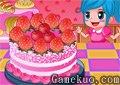 做蛋糕挑戰