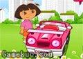 Dora卡丁車