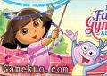 Dora體操表演