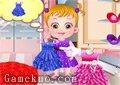 可愛寶貝小花童