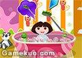 朵拉寶寶愛洗澡