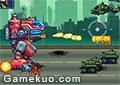 機器人攻城戰無敵版