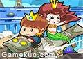 人魚公主和王子私奔2