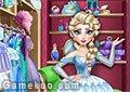 冰雪奇緣艾莎的衣櫥