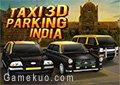 印度出租車3D停車場