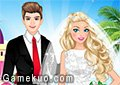 芭比結婚禮服