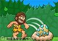 原始人保護恐龍蛋
