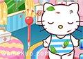 Hello Kitty自行車事故