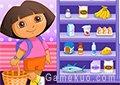 Dora做紙杯蛋糕