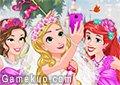 公主新娘愛自拍
