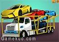 汽車運輸拖車