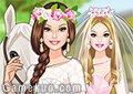 芭比娃娃鄉村婚禮
