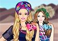 芭比非洲旅行裝扮