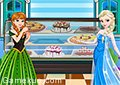 艾莎和安娜的糕點店