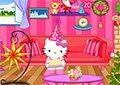 Hello Kitty新年佈置