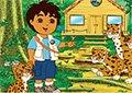 迪亞哥救援美洲虎