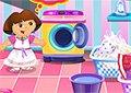 Dora的洗衣時間