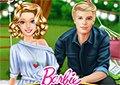 芭比和男友野餐日