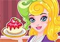 芭比草莓芝士蛋糕