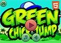 綠色小雞跳跳跳
