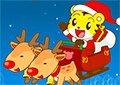 巧虎聖誕老公公