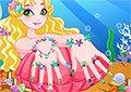 美人魚公主美甲沙龍
