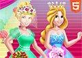 公主新娘換裝比賽